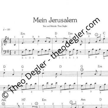 Mein Jerusalem