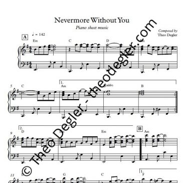 Nevermore Without You